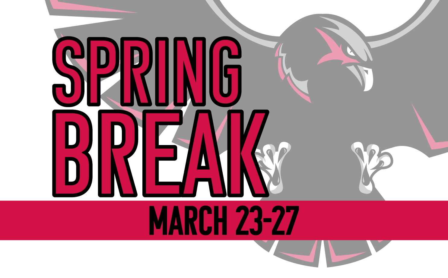 Blackhawk Headlines – Spring Break