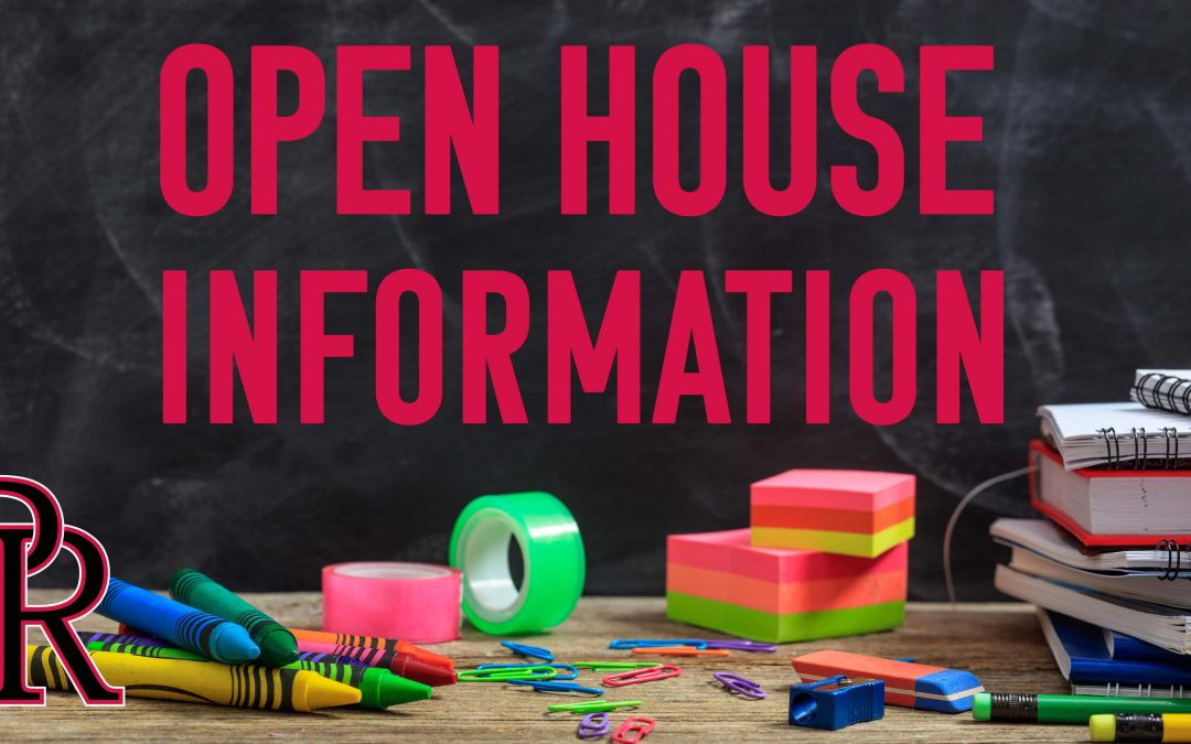 Open House - Pea Ridge